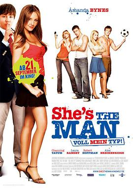 2006美国喜剧爱情《足球尤物》BD1080P.国英双语.中英双字海报