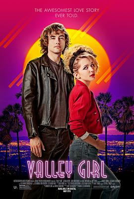 2020美国喜剧爱情《山谷女孩》BD1080P.中英双字海报