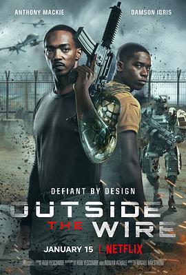 2021美国动作科幻《末日激战》HD1080P.中文字幕海报