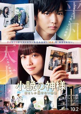 2020日本剧情《小说之神》BD1080P.日语中字海报