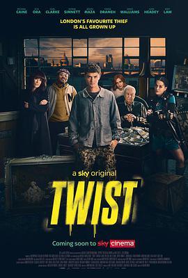 2021英国动作《新雾都孤儿/偷天行动》HD1080P.中文字幕海报