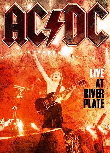AC/DC:  River Plate现场演出